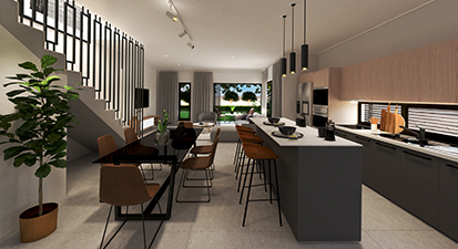 Madison Duplex Living Area [High Resolution]